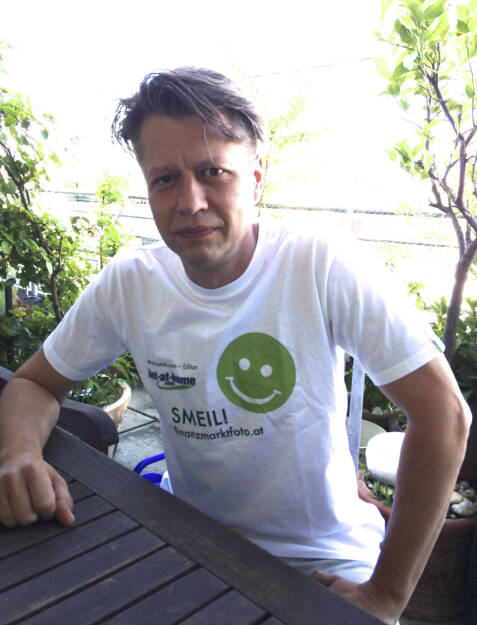 Morning Smeil! - Robert Gillinger, Börse Express (Shirt in der bet-at-home.com-Edition) (22.07.2013)