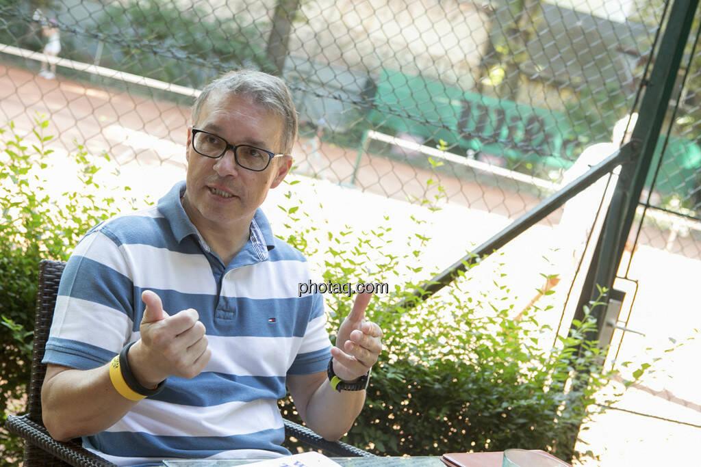 Alfred Reisenberger, © finanzmarktfoto.at/Martina Draper (25.07.2013)