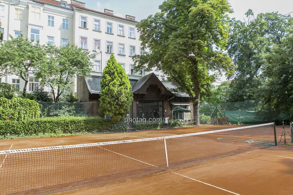 Tennisclub 1090 Wien http://www.tennisclubp48.at, © finanzmarktfoto.at/Martina Draper (25.07.2013)