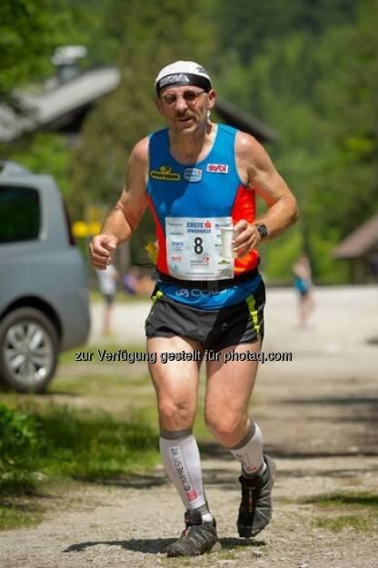 Franz Gschiegl beim ESPA-Ötscher-Marathon 2013 , © Rainer Mirau (27.07.2013)