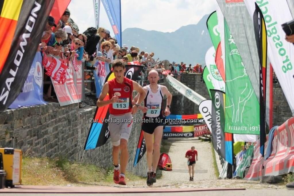 Großglockner Berglauf 2013, viele Bilder mehr unter http://www.maxfun.at/videos/bilder.php?aid=1350, © maxfun.at (27.07.2013)