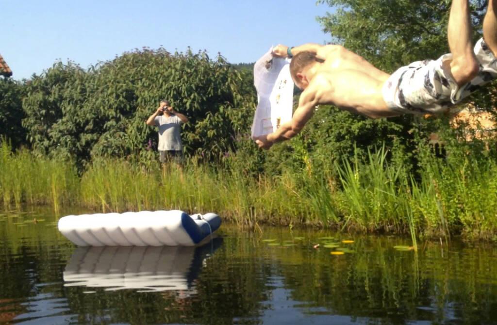 Fachheft Jumpin` Köpfler Wasser (27.07.2013)