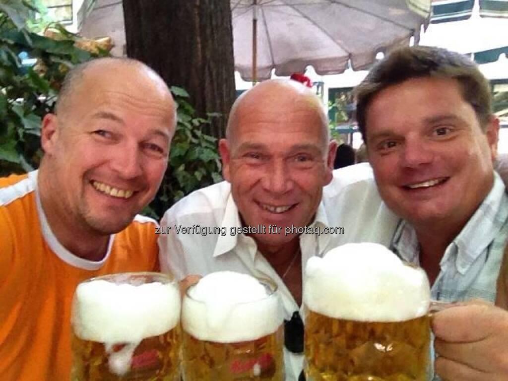 Schweizerhaus, Bier, Biere (Karl Mauracher) , © beigestellt (28.07.2013)