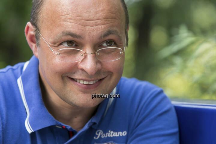 Werner Lanthaler (CEO Evotec)