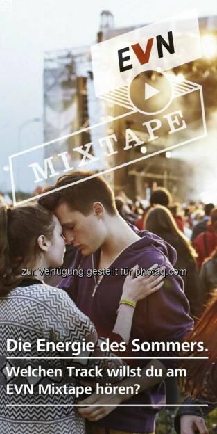 EVN: Welchen Soundtrack willst Du am EVN Mixtape hören? (01.08.2013)