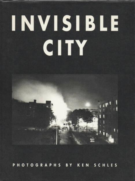 Ken Schles - Invisible City, Preis: 250-500 Euro, http://josefchladek.com/book/ken_schles_-_invisible_city (04.08.2013)