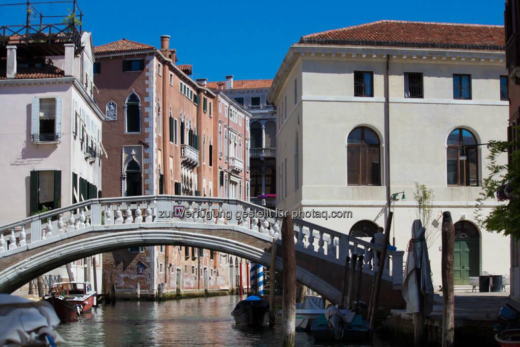 Venedig, Brücke, © Nina Krist (Philoro) (05.08.2013)