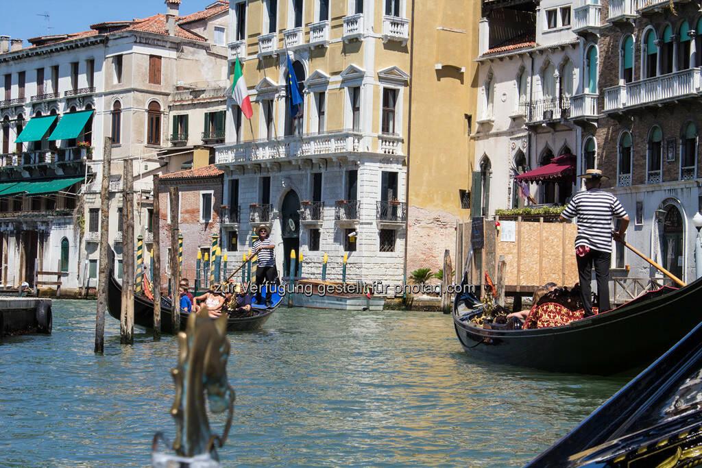 Venedig, Häuser, © Nina Krist (Philoro) (05.08.2013)