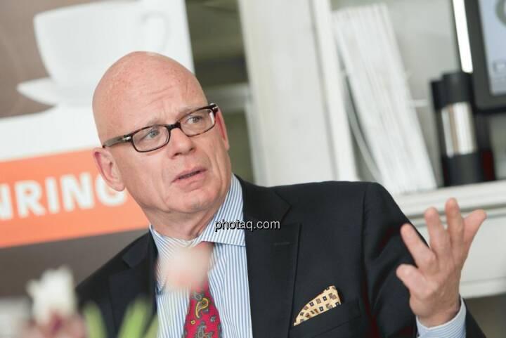 Hugh D. Clarke (Vice President Endeavour Silver)