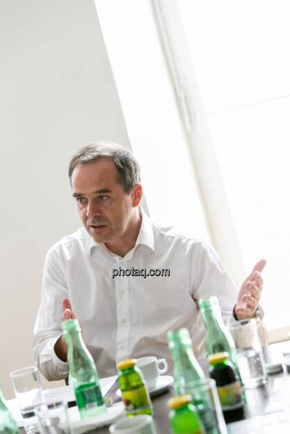 Wolfgang Matejka (Matejka & Partner), © finanzmarktfoto.at/Martina Draper (06.08.2013)