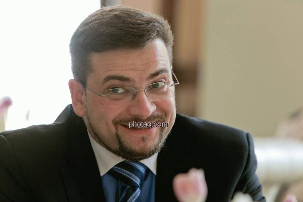 Richard H. Mayr (CEO Argentuminvest), © Martina Draper (15.12.2012)