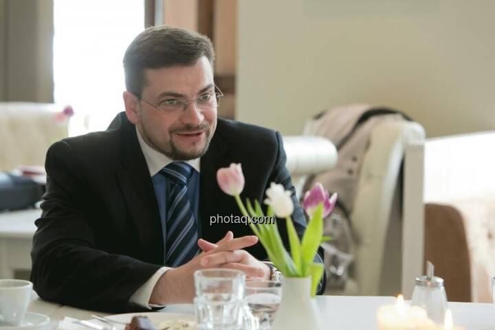 Richard H. Mayr (CEO Argentuminvest)