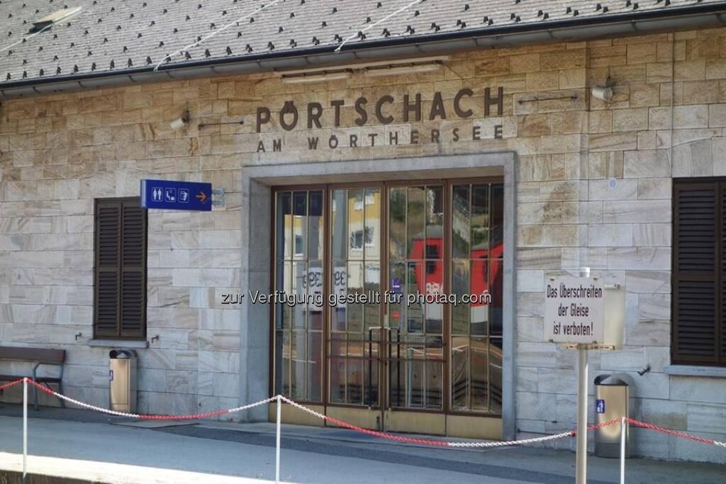 Pörtschach am Wörthersee, © Dirk Herrmann (10.08.2013)