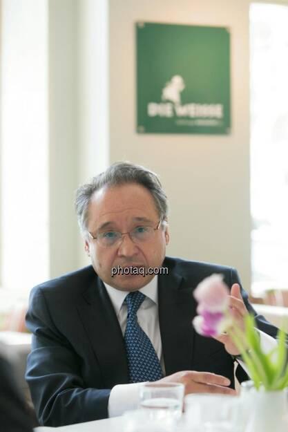 Lenic M. Rodriguez (CEO Aurcana), © Martina Draper (15.12.2012)