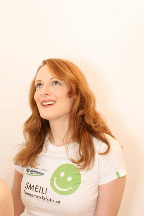 Künstler Smeil! Agnes Nebehay (Shirt in der bet-at-home.com-Edition)