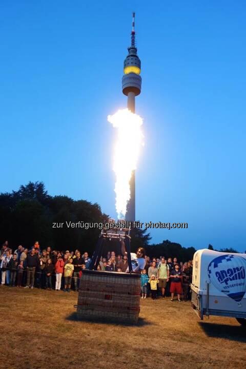 Lichterfest - Dortmund mit Brennerparade