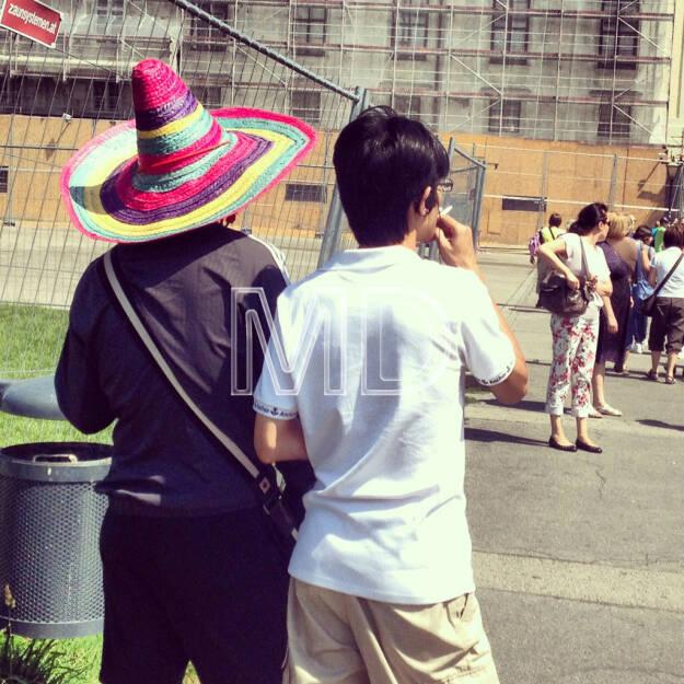 Sombrero, © www.martina-draper.at (11.08.2013)