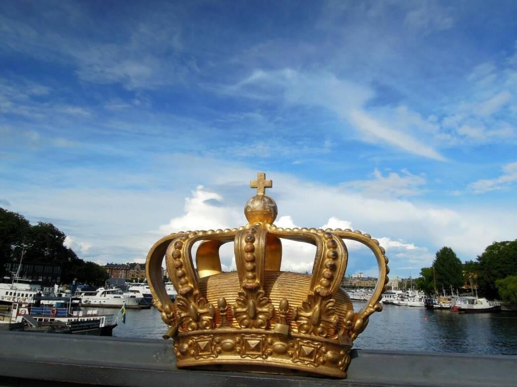 Krone, Stockholm, © Peter Sitte (14.08.2013)