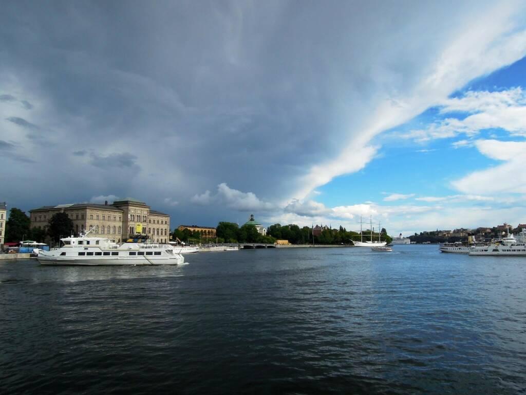 Stockholm, © Peter Sitte (14.08.2013)