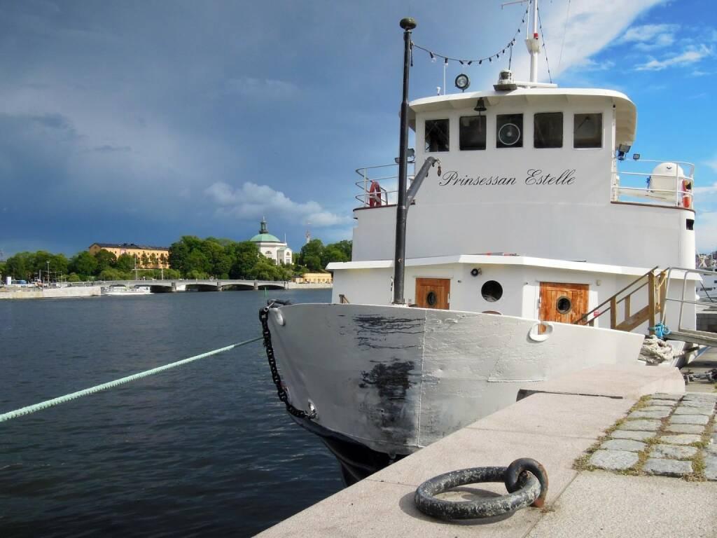Schiff, Stockholm, © Peter Sitte (14.08.2013)