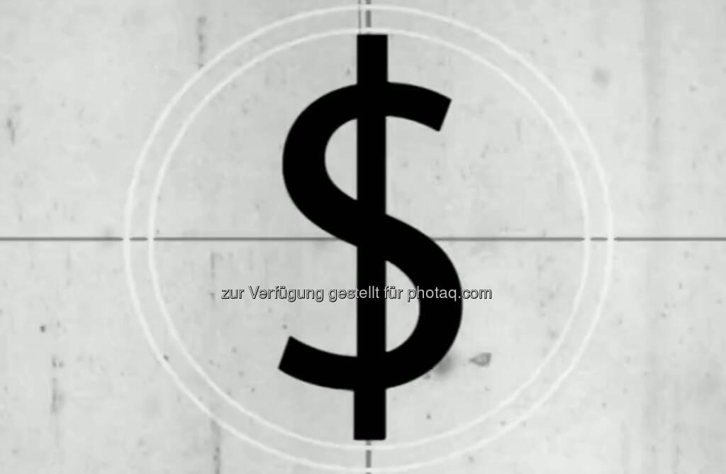 Dollar- ein Still aus https://vimeo.com/68766520 von Julie Böhm (17.08.2013)