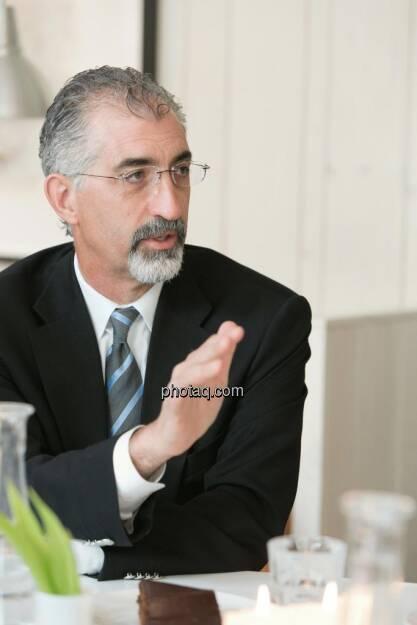 Bradford Cooke, CEO Endeavour Silver, © Martina Draper (15.12.2012)
