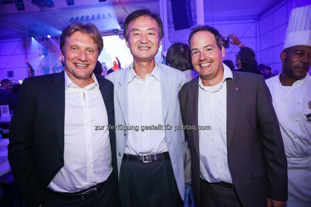 Wonsun Park und Michael Heeger von LG Electronics, © 3 (20.08.2013)