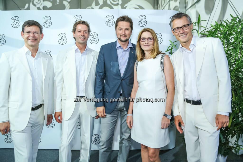 DiTech Gründer und Geschäftsführer Damian Izdebski mit 3 Geschäftsführung, © 3 (20.08.2013)