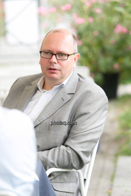 Roland Meier (iq-Foxx), © finanzmarktfoto.at/Martina Draper (20.08.2013)