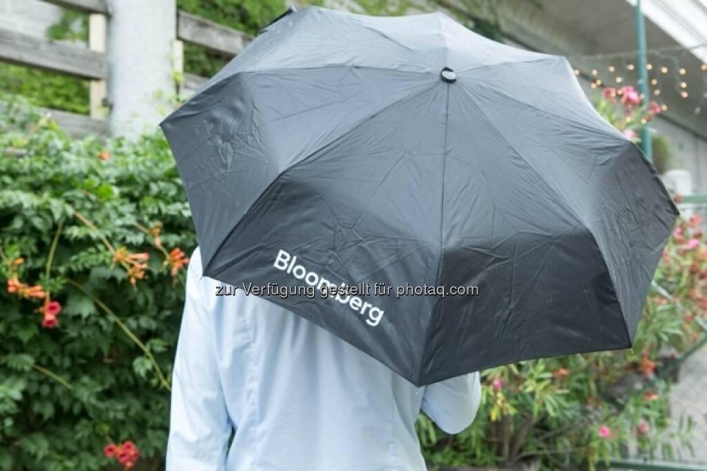 Regenschirm Bloomberg (21.08.2013)