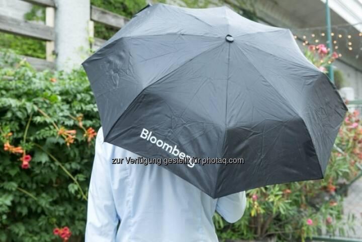 Regenschirm Bloomberg