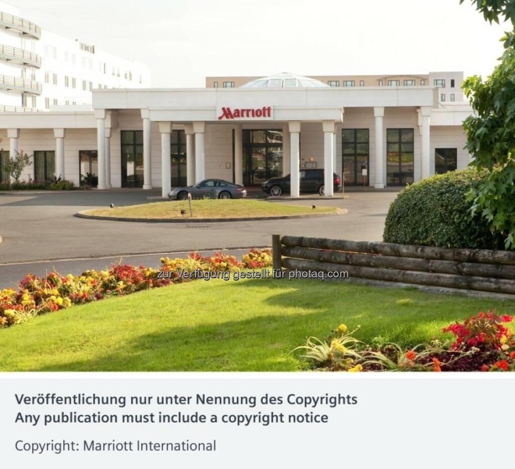 Siemens führt bei der Marriott-Hotelkette in Europa ein Energieeffizienzprogramm durch (c) Marriott (21.08.2013)