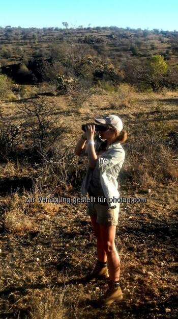 Namibia, Fernglas, © Judith Schreiber (24.08.2013)