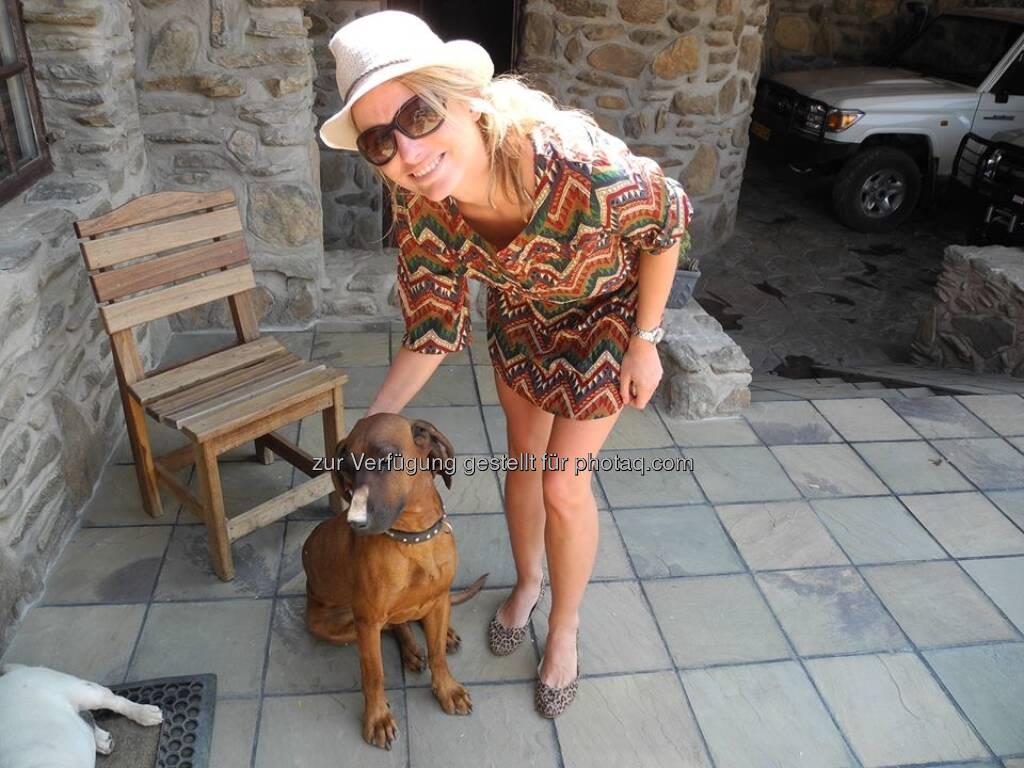 Namibia, Judith Schreiber, Hund, © Judith Schreiber (24.08.2013)