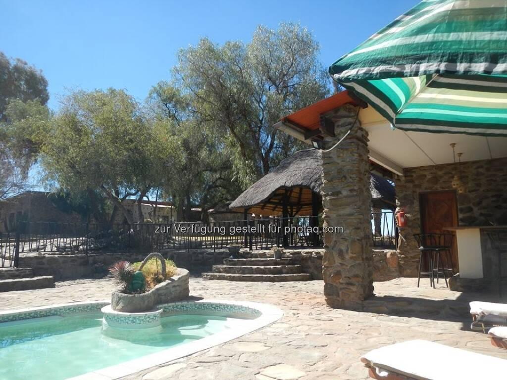 Namibia, Pool, © Judith Schreiber (24.08.2013)