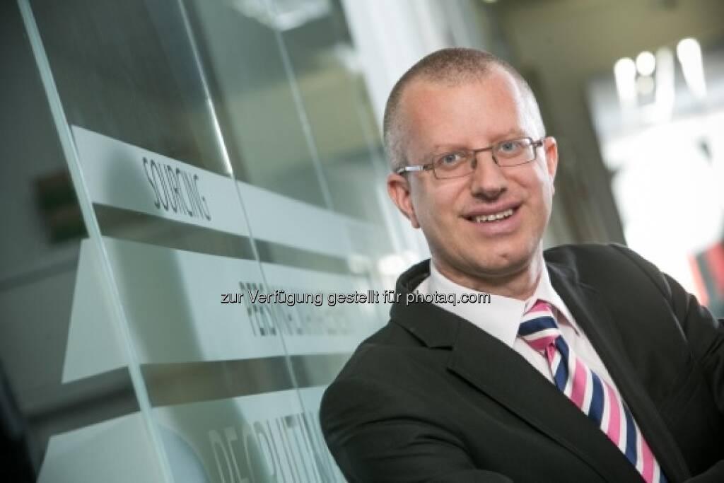 Gunnar Björn Heinrich ist sofort CEO und Sprecher der Geschäftsführung des Personaldienstleisters APC Business Services GmbH (c) Aussendung (26.08.2013)