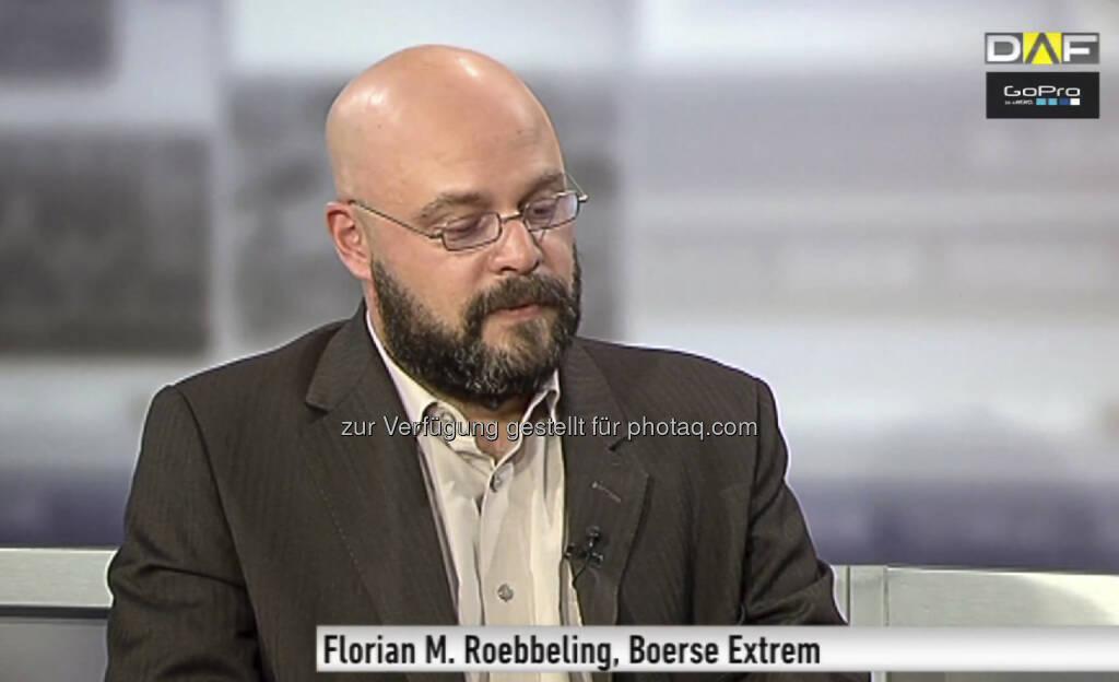 Flo Roebbeling erklärt die Idee hinter Börse Extrem, Hintergrund und Video siehe http://www.christian-drastil.com/2013/08/26/das_video_zu_borse_extrem (26.08.2013)