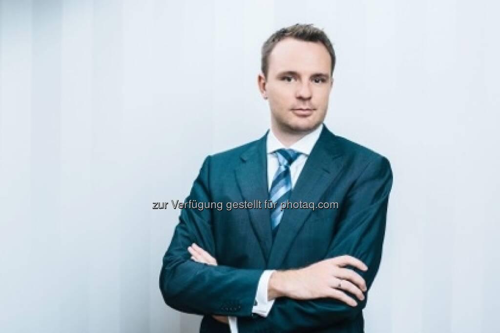 Christian Kaiser, Vorstand der Vero Management AG und Geschäftsführer der Vero Versicherungsmakler GmbH, Foto: APA/Vero (26.08.2013)