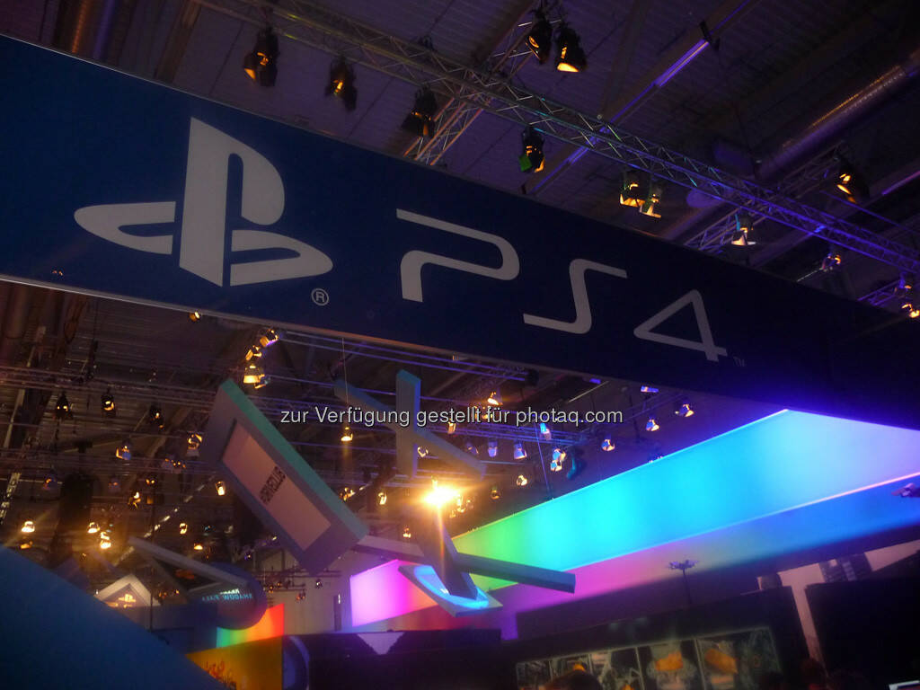 PS4 gamescom, © Roland Meier (27.08.2013)