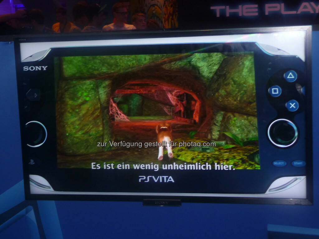 PS Vita gamescom, © Roland Meier (27.08.2013)