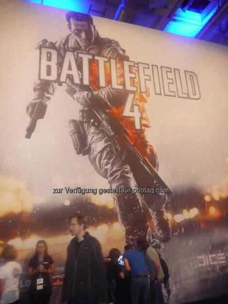 Battlefield 4 gamescom, © Roland Meier (27.08.2013)