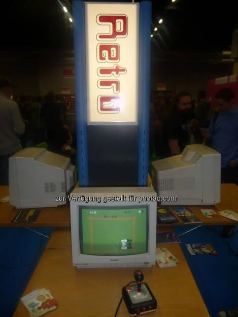 Retro gamescom, © Roland Meier (27.08.2013)