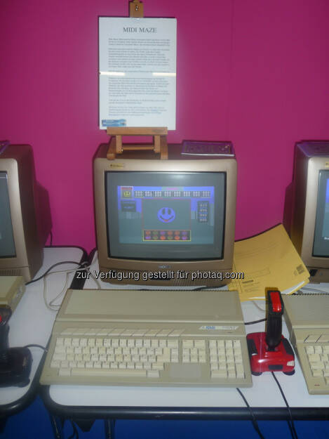 Retro Atari gamescom, © Roland Meier (27.08.2013)
