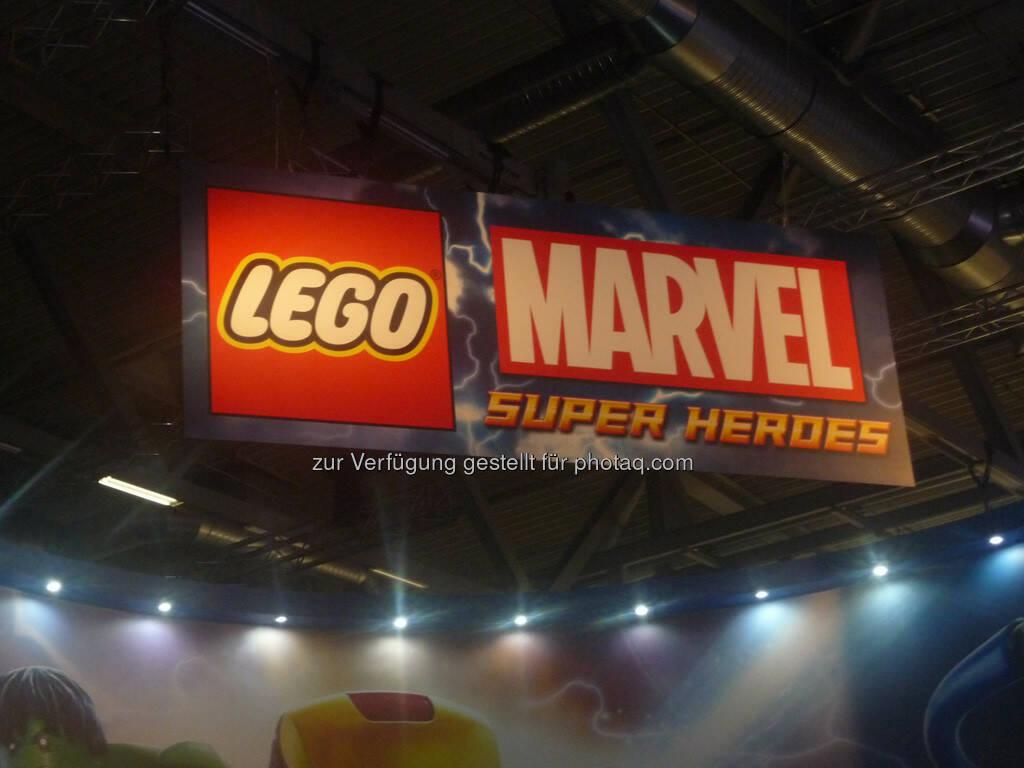 Lego Marvel gamescom, © Roland Meier (27.08.2013)