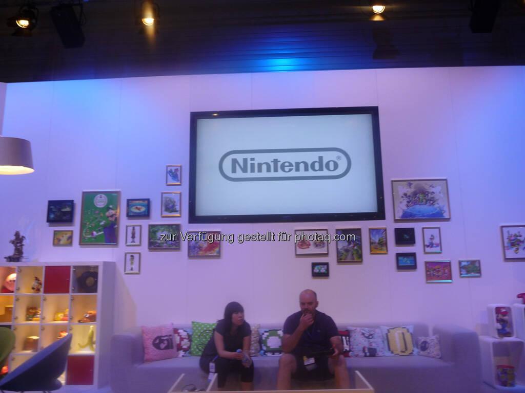 Nintendo gamescom, © Roland Meier (27.08.2013)