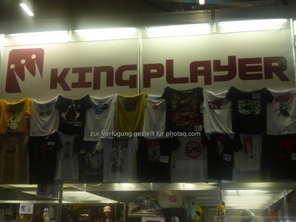 Kingplayer gamescom, © Roland Meier (27.08.2013)