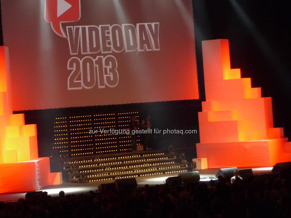 Videoday 2013 gamescom, © Roland Meier (27.08.2013)