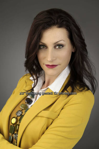 Aigner PR mit Neuzugang Isabella Bendl-Peschel: Die 36-jährige gebürtige Salzburgerin Isabella Bendl-Peschel ist diplomierte PR-Beraterin und kommt in der Kundenbetreuung und im Bereich New Business zum Einsatz (c) Aussendung (27.08.2013)