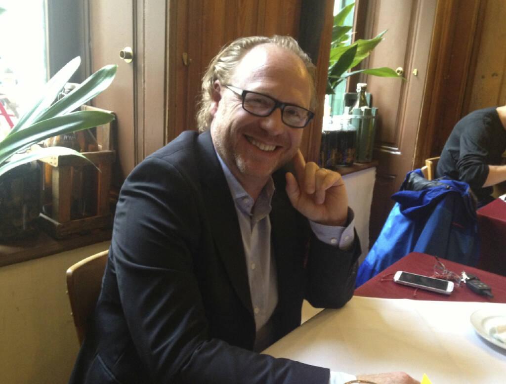 ... im Talk mit Georg Panholzer, DiePresse (27.08.2013)