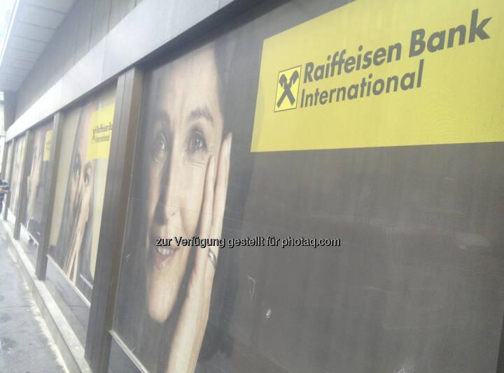 RBI, Raiffeisen Bank International